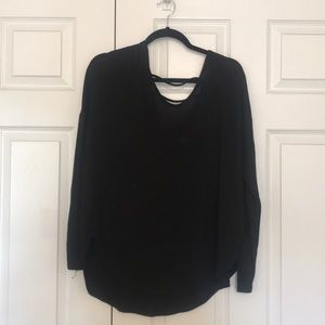 Black long sleeve from Garage